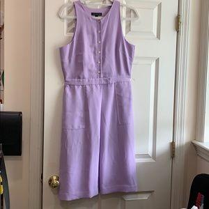 Banana Republic purple Dress Size 10